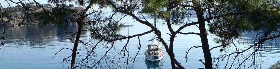 яхта МАРИЯ